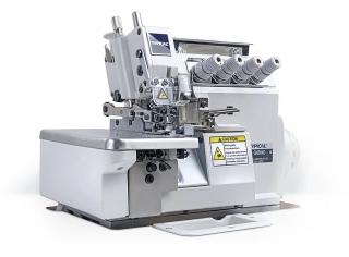 TYPICAL GN893 D - 1-jehlový overlockový šicí stroj